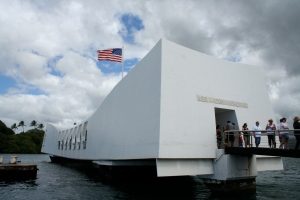 USS Arizona Memorial - Pearl Harbor